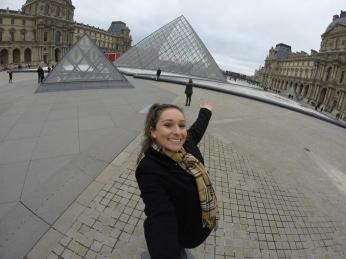 The Lourve, Paris