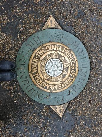 princess diana memorial