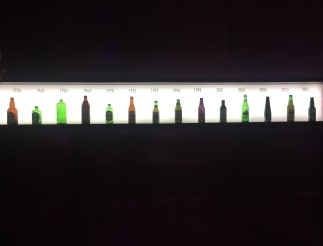 history of heineken bottles